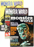 Magazines:Horror, Monster World #1-10 Complete Run Group (Warren, 1964-65) Condition: Average FN-.... (Total: 10 Items)