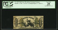 Fractional Currency:Third Issue, Fr. 1348 50¢ Third Issue Justice PCGS Apparent Very Fine 20.. ...