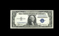 Error Notes:Inverted Reverses, Fr. 1608 $1 1935A Inverted Reverse Silver Certificate. Gem CrispUncirculated. This is hardly a common error in any grade, b...