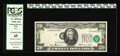 Error Notes:Shifted Third Printing, Fr. 2070-D $20 1969C Federal Reserve Note. PCGS Extremely Fine 45.. Three vertical folds are barely visible on this neat shi...