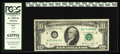 Error Notes:Major Errors, Fr. 2025-B $10 1981 Federal Reserve Note. PCGS New 62PPQ.. Here isa gorgeous example of a seldom encountered scarce splice ...