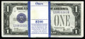 Small Size:Silver Certificates, Fr. 1602/Fr.1601 $1 1928B/1928A Silver Certificates. Original Pack 100 Consecutive Examples With 6 Changeover Pairs & 6 Revers... (Total: 100 notes)