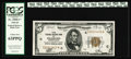 Small Size:Federal Reserve Bank Notes, Fr. 1850-C* $5 1929 Federal Reserve Bank Note. Choice Crisp Uncirculated. This lovely star example from the Cookson Collect...