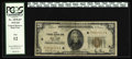 Small Size:Federal Reserve Bank Notes, Fr. 1870-B* $20 1929 Federal Reserve Bank Note. PCGS Fine 12.. This example is only a few hundred digits below the highest r...