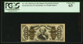 Fractional Currency:Third Issue, Fr. 1331 50¢ Third Issue Spinner PCGS Choice New 63.. ...
