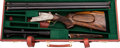 Long Guns:Other, Cased 12 gauge/30/06 Krieghoff Neptune Primus Sidelock Drillingwith Telescopic Sight. . ...
