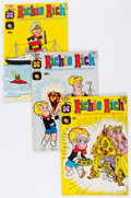 Silver Age (1956-1969):Humor, Richie Rich Group (Harvey, 1967-72) Condition: Average FN/VF.... (Total: 41 Comic Books)