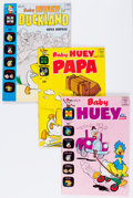 Silver Age (1956-1969):Humor, Baby Huey-Related Group (Harvey, 1960s) Condition: Average VF.... (Total: 48 Comic Books)