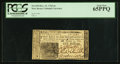 Colonial Notes:New Jersey, New Jersey December 31, 1763 6s PCGS Gem New 65PPQ.. ...