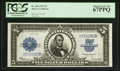 Large Size:Silver Certificates, Fr. 282 $5 1923 Silver Certificate PCGS Superb Gem New 67PPQ.. ...