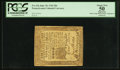 Colonial Notes:Pennsylvania, Pennsylvania June 18, 1764 20s PCGS Apparent About New 50.. ...