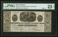 Obsoletes By State:Ohio, Kirtland, OH- The Kirtland Safety Society Bank $100 Mar. 9, 1837G18 Wolka 1424-18 Rust 11. ...