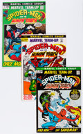 Bronze Age (1970-1979):Superhero, Marvel Team-Up #1-15 Group (Marvel, 1972-73) Condition: Average NM-.... (Total: 15 Comic Books)
