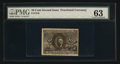 Fractional Currency:Second Issue, Fr. 1249 10¢ Second Issue PMG Choice Uncirculated 63.. ...