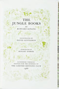 Books:Literature Pre-1900, [Limited Editions Club]. David Gentleman, illustrator. SIGNED.Rudyard Kipling. The Jungle Books. Lunenburg: Limited...