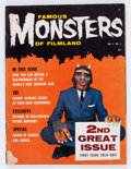 Magazines:Horror, Famous Monsters of Filmland #2 (Warren, 1958) Condition: VG-....