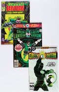 Bronze Age (1970-1979):Superhero, Green Lantern Short Box Group (DC, 1976-94) Condition: AverageNM-....