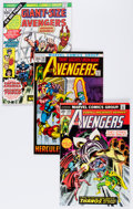 Bronze Age (1970-1979):Superhero, The Avengers Short Boxes Group (Marvel, 1972-94) Condition: Average VF.... (Total: 2 Box Lots)