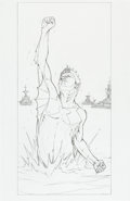 Original Comic Art:Covers, Jeremy Haun Battle Hymn #4 Cover Original Art (Image,2005)....