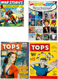 Memorabilia:Comic-Related, Oversized Comic-Related Book and Magazine Group (1949-2009).... (Total: 7 Items)