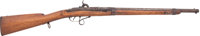 Extremely Rare, Type I, Hall/ North M1840 .52 Caliber, Smoothbore, Percussion Breech Loading Carbine