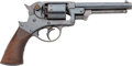 Military & Patriotic:Civil War, Starr Arms Co Double Action .44 Caliber Army Percussion Revolver #2021...