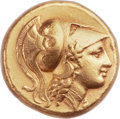 Ancients:Greek, Ancients: MACEDONIAN KINGDOM. Alexander III the Great (336-323 BC).AV distater (22mm, 17.22 gm, 9h). ...