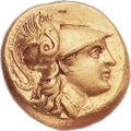 Ancients:Greek, Ancients: MACEDONIAN KINGDOM. Alexander III the Great (336-323 BC).AV stater (18mm, 8.63 gm, 9h). ...