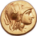 Ancients:Greek, Ancients: MACEDONIAN KINGDOM. Alexander III the Great (336-323 BC). AV stater (18mm, 8.56 gm, 12h)....