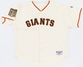 Baseball Collectibles:Uniforms, 2003 Livan Hernandez Game Issued San Francisco Giants Jersey. ...