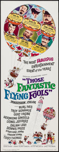 """Movie Posters:Comedy, Those Fantastic Flying Fools (American International, 1967). Insert(14"""" X 36""""). Comedy.. ..."""