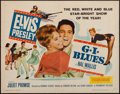 "Movie Posters:Elvis Presley, G.I. Blues (Paramount, 1960). Half Sheet (22"" X 28""). ElvisPresley.. ..."