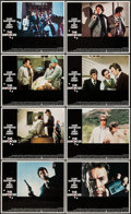 "Movie Posters:Crime, The Enforcer (Warner Brothers, 1977). Lobby Card Set of 8 (11"" X14""). Crime.. ... (Total: 8 Items)"