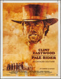 """Movie Posters:Western, Pale Rider (Warner Brothers, 1985). French Grande (46.5"""" X 61.75""""). Western.. ..."""
