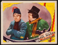 "Movie Posters:Comedy, The Bohemian Girl (MGM, 1936). Lobby Card (11"" X 14""). Comedy.. ..."