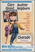 """Movie Posters:Mystery, Charade (Universal, 1963). One Sheet (27"""" X 41""""). Mystery.. ..."""