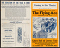 "Movie Posters:Black Films, The Flying Ace & Other Lot (Norman, 1926). Uncut Pressbooks (2)(4 Pages, 14"" X 22""). Black Films.. ... (Total: 2 Items)"