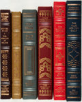 Books:Literature 1900-up, [Literature]. Jack London, Gunter Grass and Others. Group of SixFranklin Library Titles. Franklin Center: Franklin Library,...(Total: 6 Items)