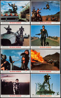 """Movie Posters:Science Fiction, The Road Warrior (Warner Brothers, 1982). Mini Lobby Card Set of 8 (8"""" X 10""""). Science Fiction.. ... (Total: 8 Items)"""