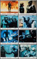 "Movie Posters:Action, RoboCop & Others Lot (Orion, 1987). Mini Lobby Card Set of 8 (8"" X 10"") & Photos (3) (8"" X 10""). Action.. ... (Total: 11 Items)"