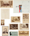 Miscellaneous:Ephemera, Collection of Ulysses S. Grant Memorial Items.... (Total: 12 )