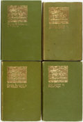 Books:Medicine, [Medicine]. Group of Four First Editions from Masters ofMedicine Series. London/New York: T. Fisher Unwin/Longm...(Total: 4 Items)
