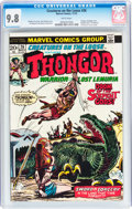 Bronze Age (1970-1979):Horror, Creatures on the Loose #26 (Marvel, 1973) CGC NM/MT 9.8 Whitepages....