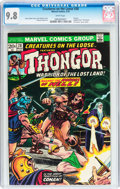 Bronze Age (1970-1979):Horror, Creatures on the Loose #28 (Marvel, 1974) CGC NM/MT 9.8 Whitepages....