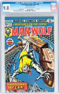 Bronze Age (1970-1979):Adventure, Creatures on the Loose #34 (Marvel, 1975) CGC NM/MT 9.8 Off-white to white pages....