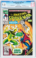 Modern Age (1980-Present):Superhero, The Amazing Spider-Man #369 and 383 CGC-Graded Group (Marvel,1992-93) CGC NM/MT 9.8 White pages.... (Total: 2 Comic Books)