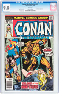Bronze Age (1970-1979):Miscellaneous, Conan the Barbarian #67 (Marvel, 1976) CGC NM/MT 9.8 Whitepages....