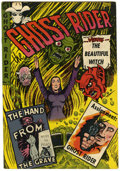 Golden Age (1938-1955):Horror, Ghost Rider #11 (Magazine Enterprises, 1953) Condition: FN+....