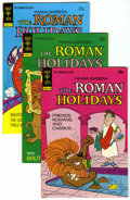 Bronze Age (1970-1979):Cartoon Character, The Roman Holidays #2-4 File Copies Group (Gold Key, 1973) Condition: Average NM-.... (Total: 3 Comic Books)
