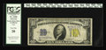 Small Size:World War II Emergency Notes, Fr. 2308 $10 1934 Mule North Africa Silver Certificate. PCGS VeryFine 20.. The North Africa $10 Mule is one of the kings of...